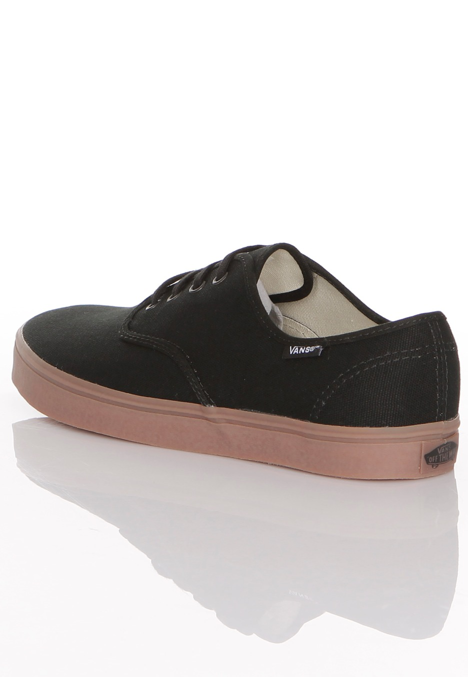 28c6540a164 Vans - Madero Black Gum - Chaussures - Impericon.com FR