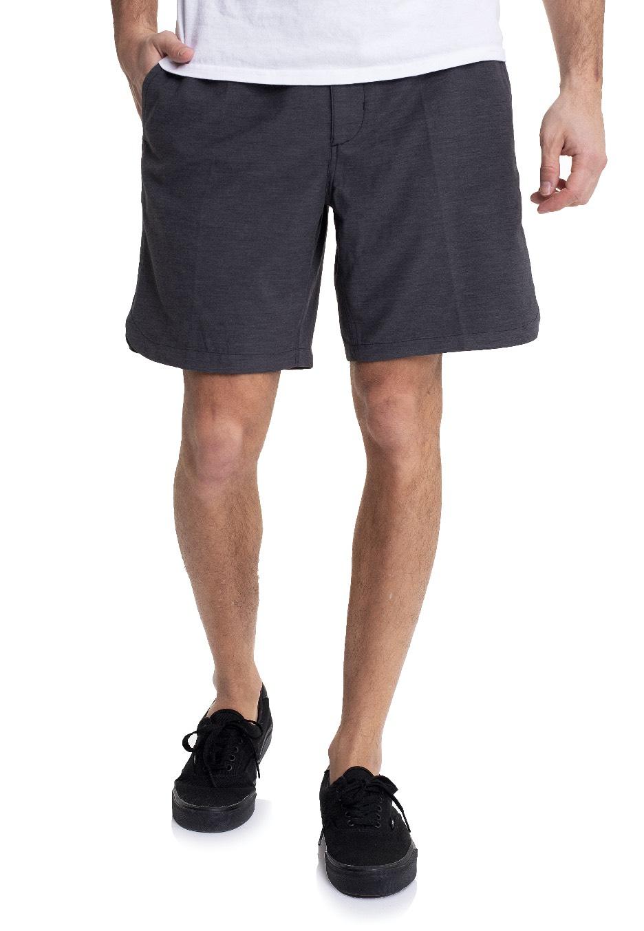 Vans - Microplush Hybrid Black - Shorts - Impericon.com US