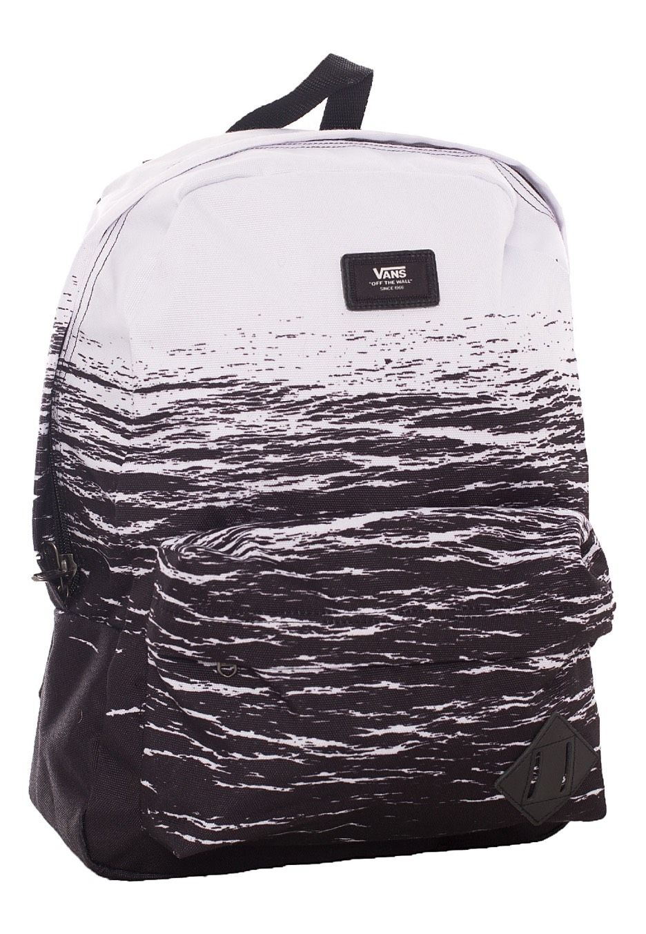 f137738a45a Vans - Old Skool II White Dark Water - Backpack - Impericon.com UK