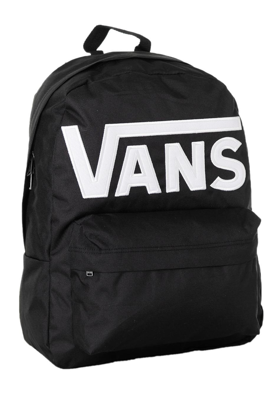 Vans - Old Skool II Black White - Backpack - Impericon.com UK fc3a1c1ad