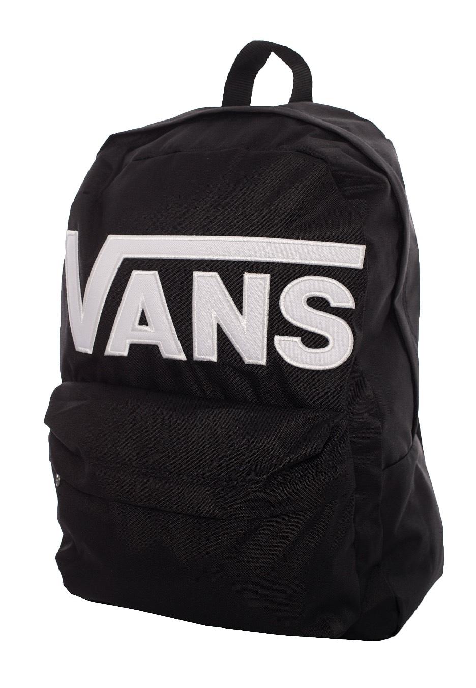 Vans - Old Skool III Black/White - Backpacks