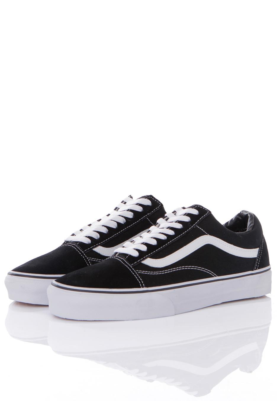 Vans - Old Skool Black/White - Shoes