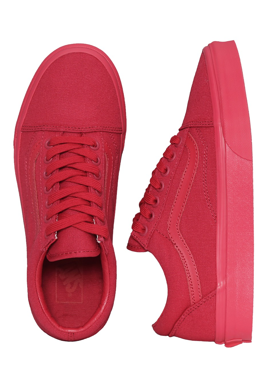Vans - Old Skool Crimson - Girl Shoes - Impericon.com Worldwide 6720f2f4d7