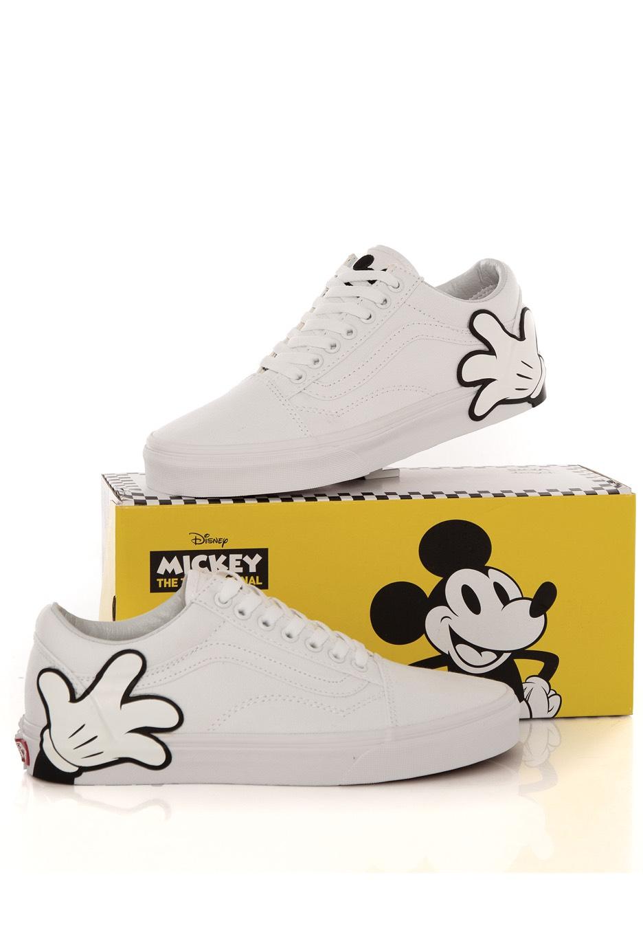 Old Skool Disney Mickey Mouse