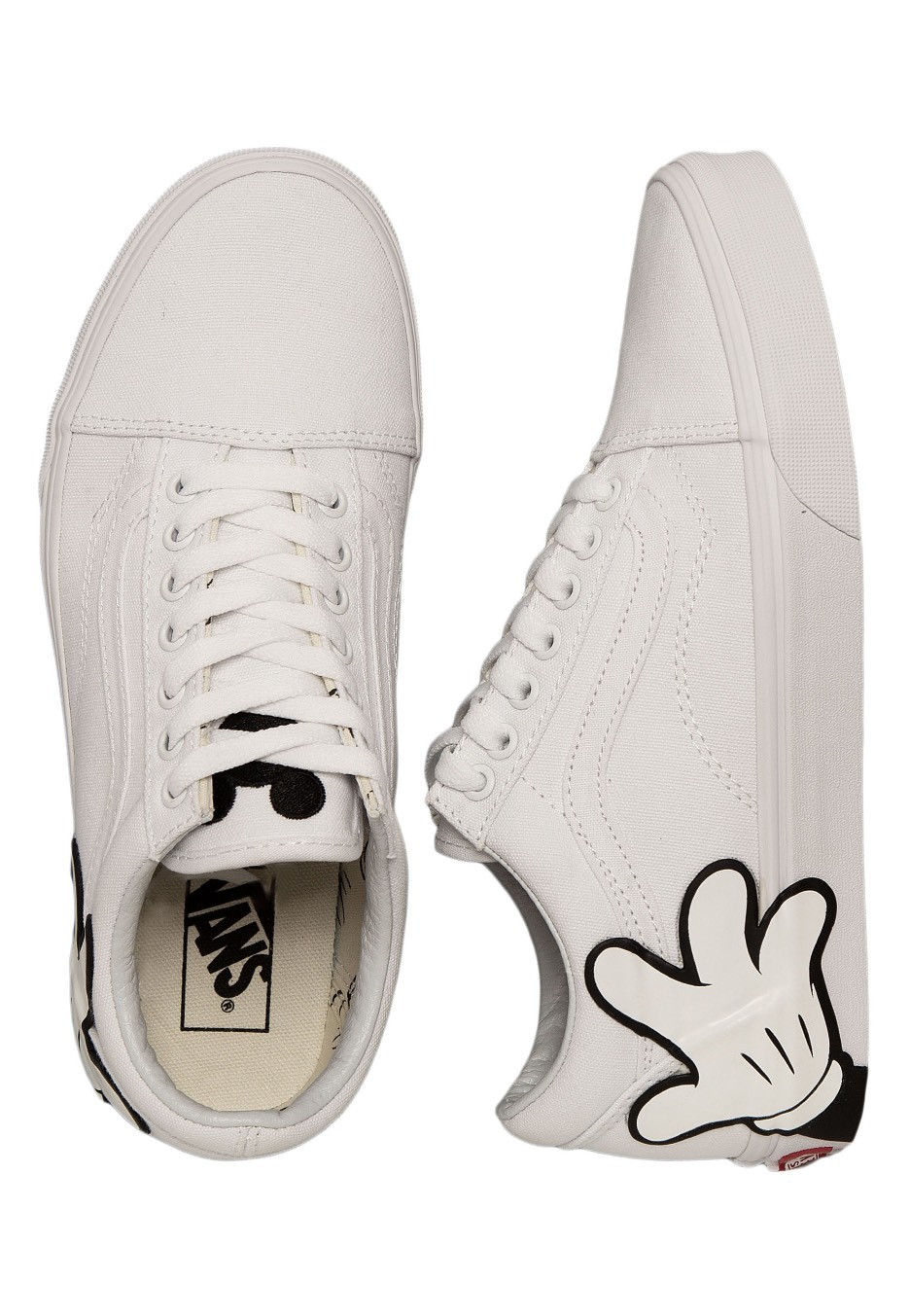 vans femme chaussure disney