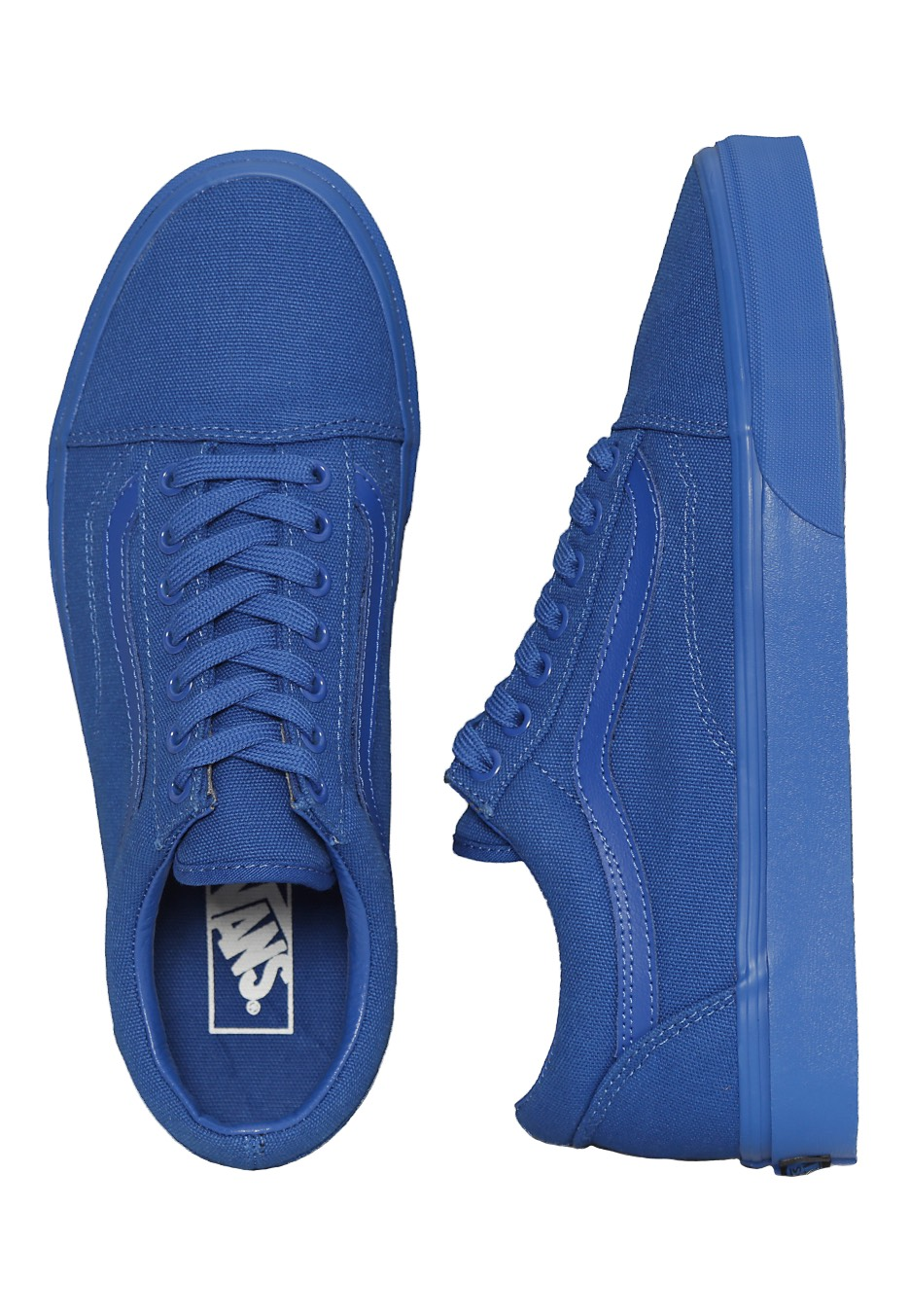 a855a6f5f6 Vans - Old Skool Nautical Blue - Shoes - Impericon.com UK