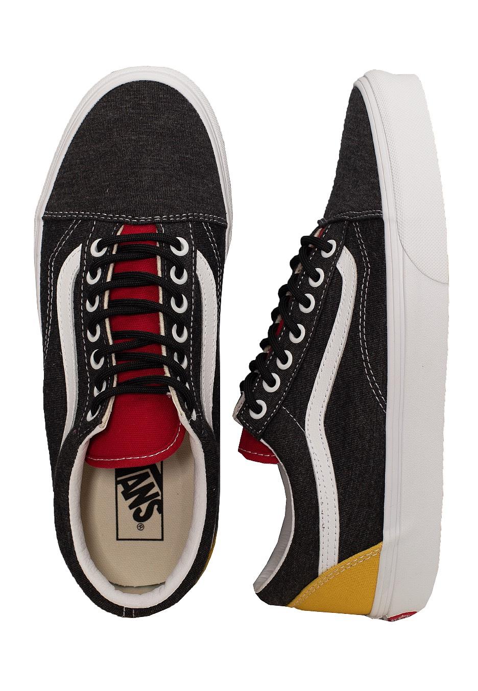 Vans - Old Skool (Vans Coastal) Black