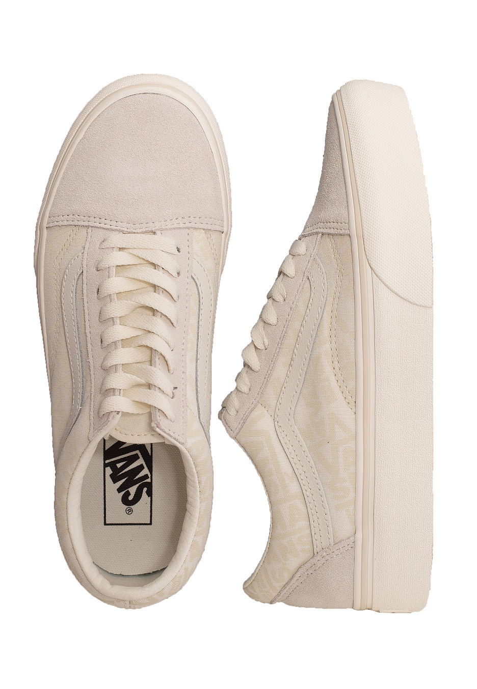 vans platform old skool 42
