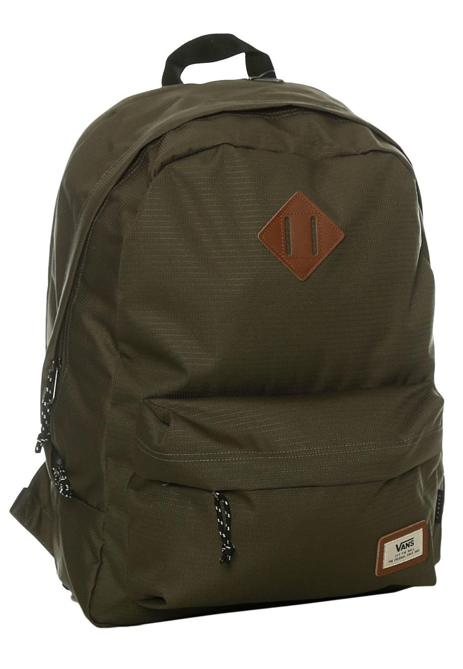 bb4f0702a9 Vans - Old Skool Plus Grape Leaf - Backpack - Impericon.com Worldwide