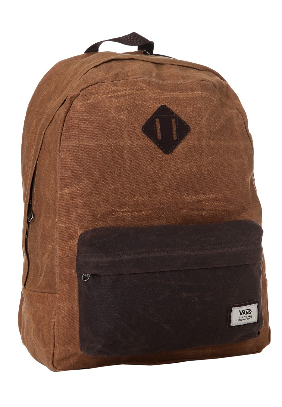 93757d26d Vans - Old Skool Plus Waxed - Backpack - Impericon.com Worldwide
