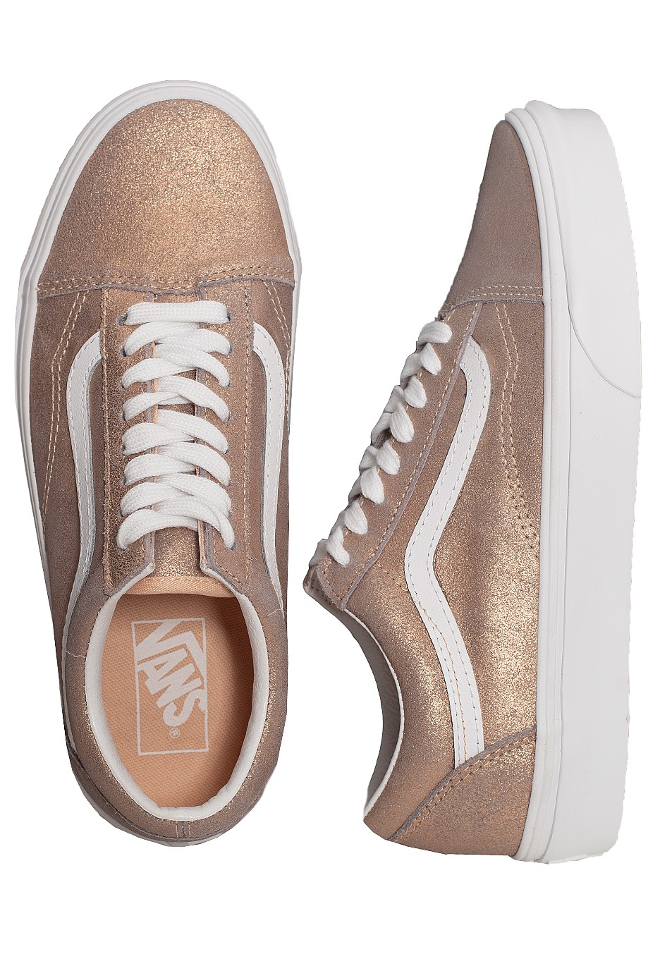Vans Old Skool Rose GoldRose Gold Schuhe