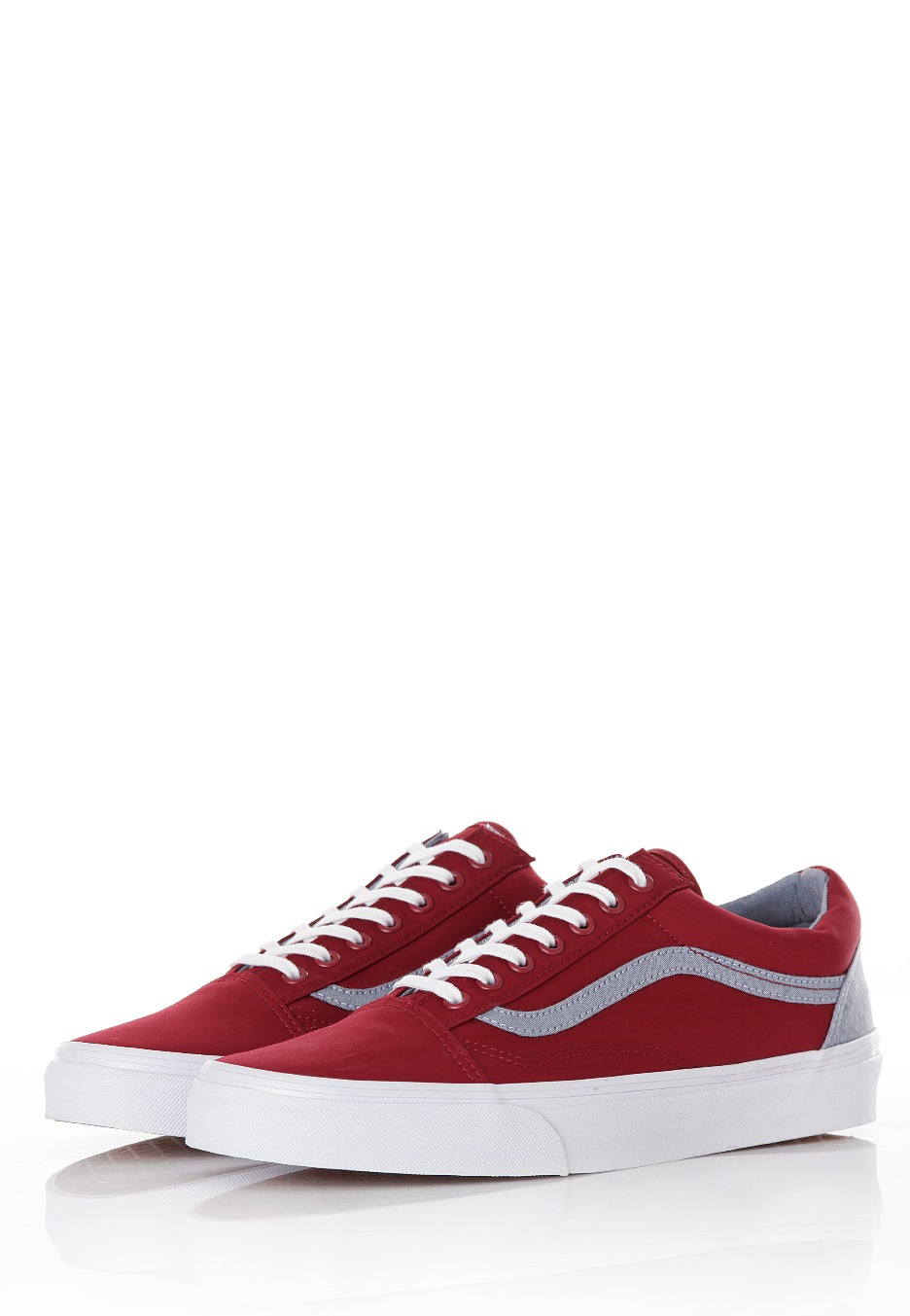 1aabb109ae Vans - Old Skool T C Biking Red Captain s Blue - Buty - Impericon.com PL