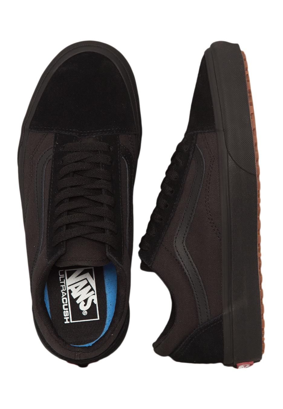 5cea3fd9158 Vans - Old Skool UC Made for the Makers Black Black - Girl Shoes -  Impericon.com UK