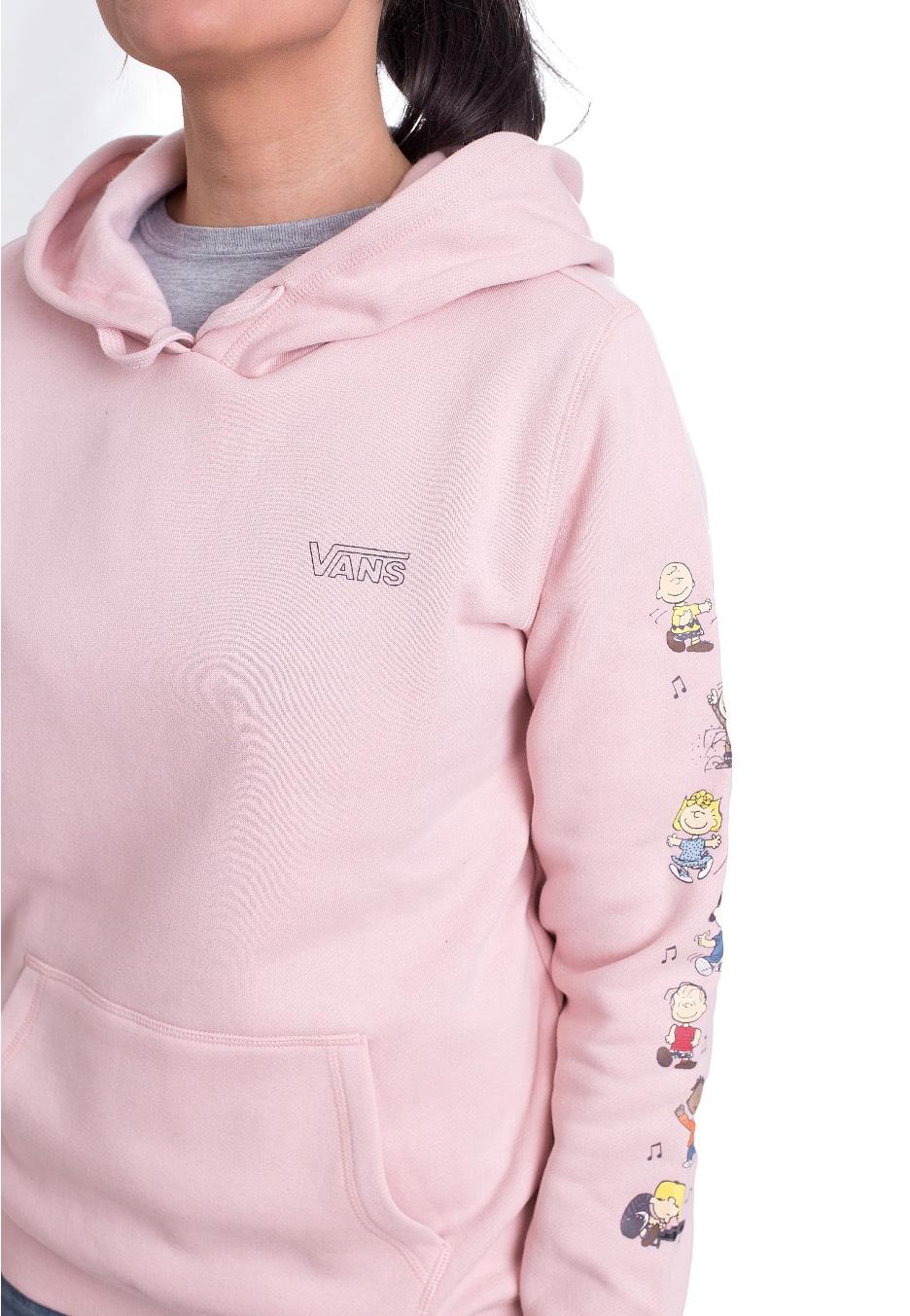 Sweats À Pink Impericon Capuche X Peanuts Vans Dance XwqapIX