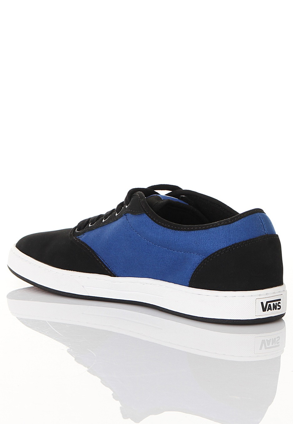 uk availability 53f96 4c645 vans preston blackblue shoes side lg.jpg
