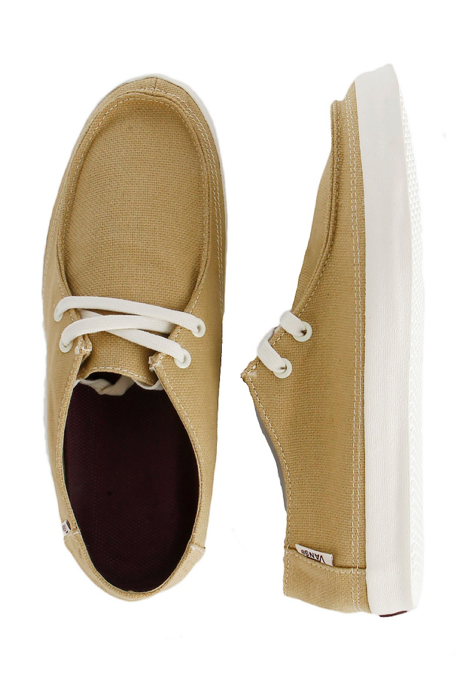 ef50c8f256d Vans - Rata Vulc Hemp Khaki - Shoes - Impericon.com UK