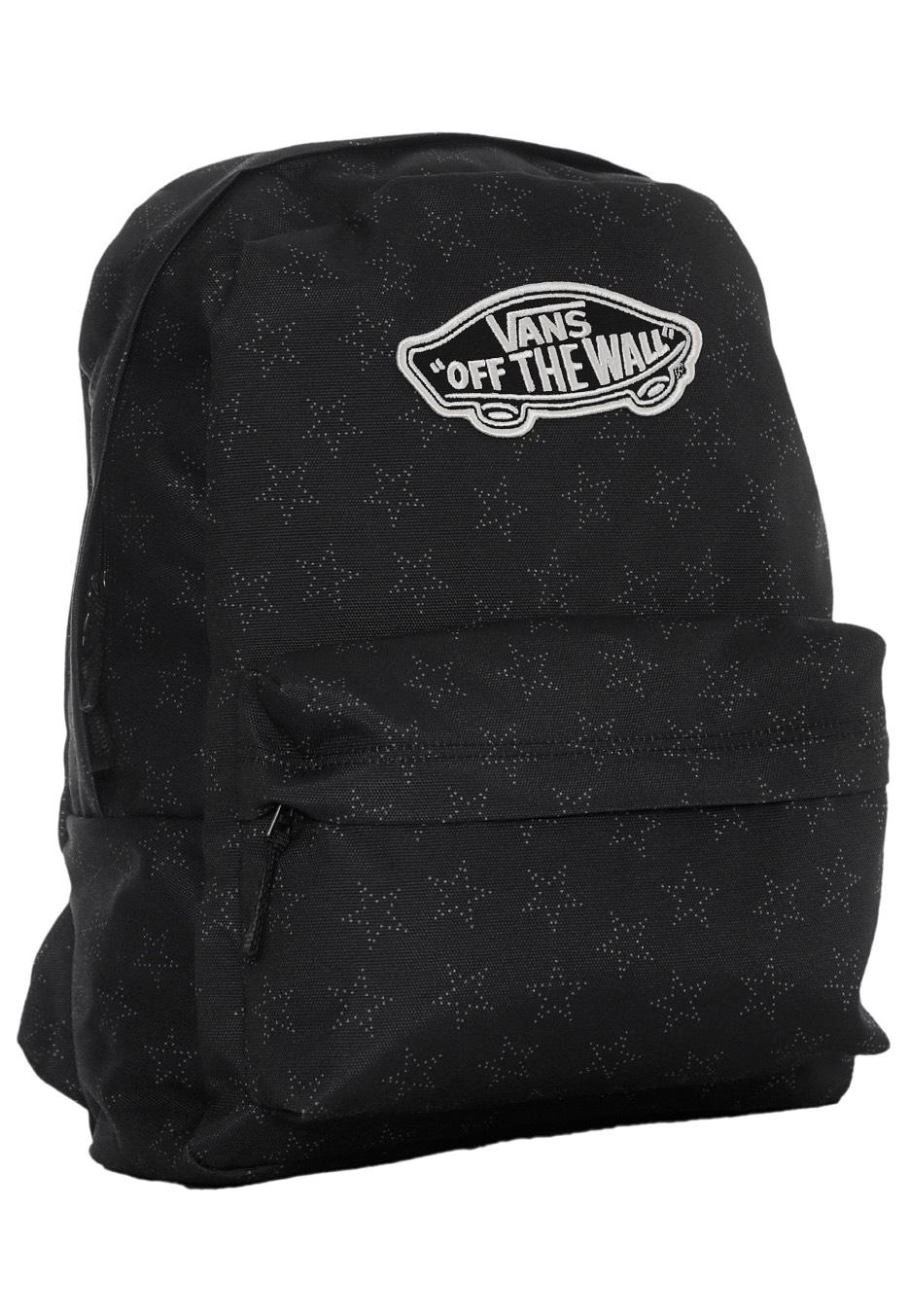 Vans - Realm Star Dot Black - Backpack