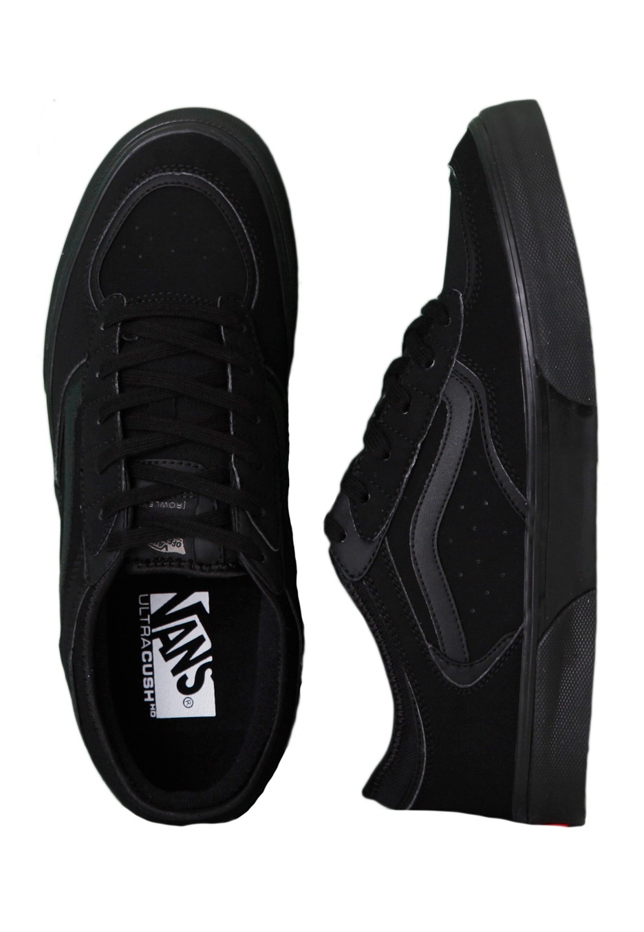 01c5aeb7aa3 Vans - Rowley Pro Black Out - Shoes - Impericon.com UK