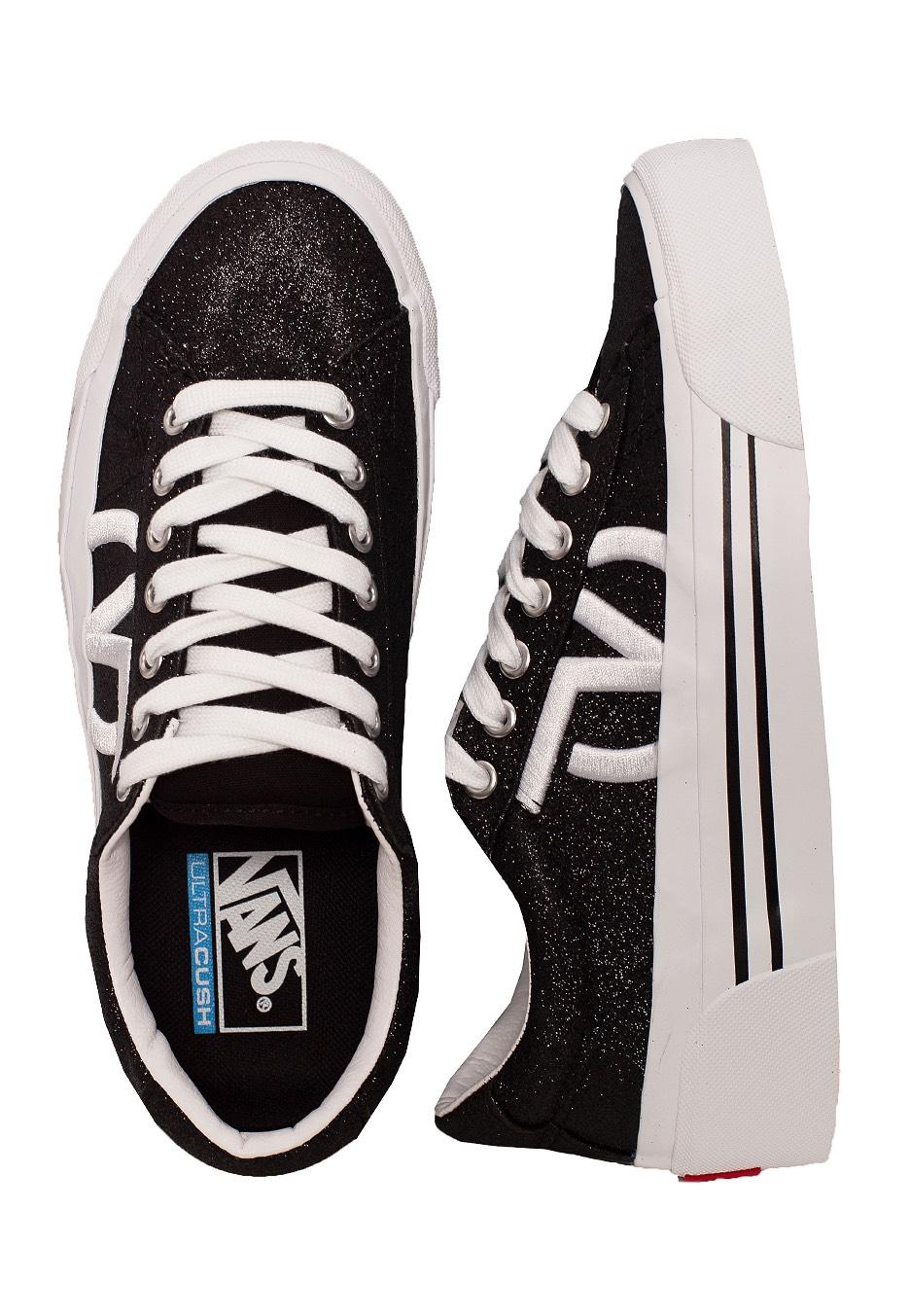 Vans - Sid Ni Glitter Black/True White