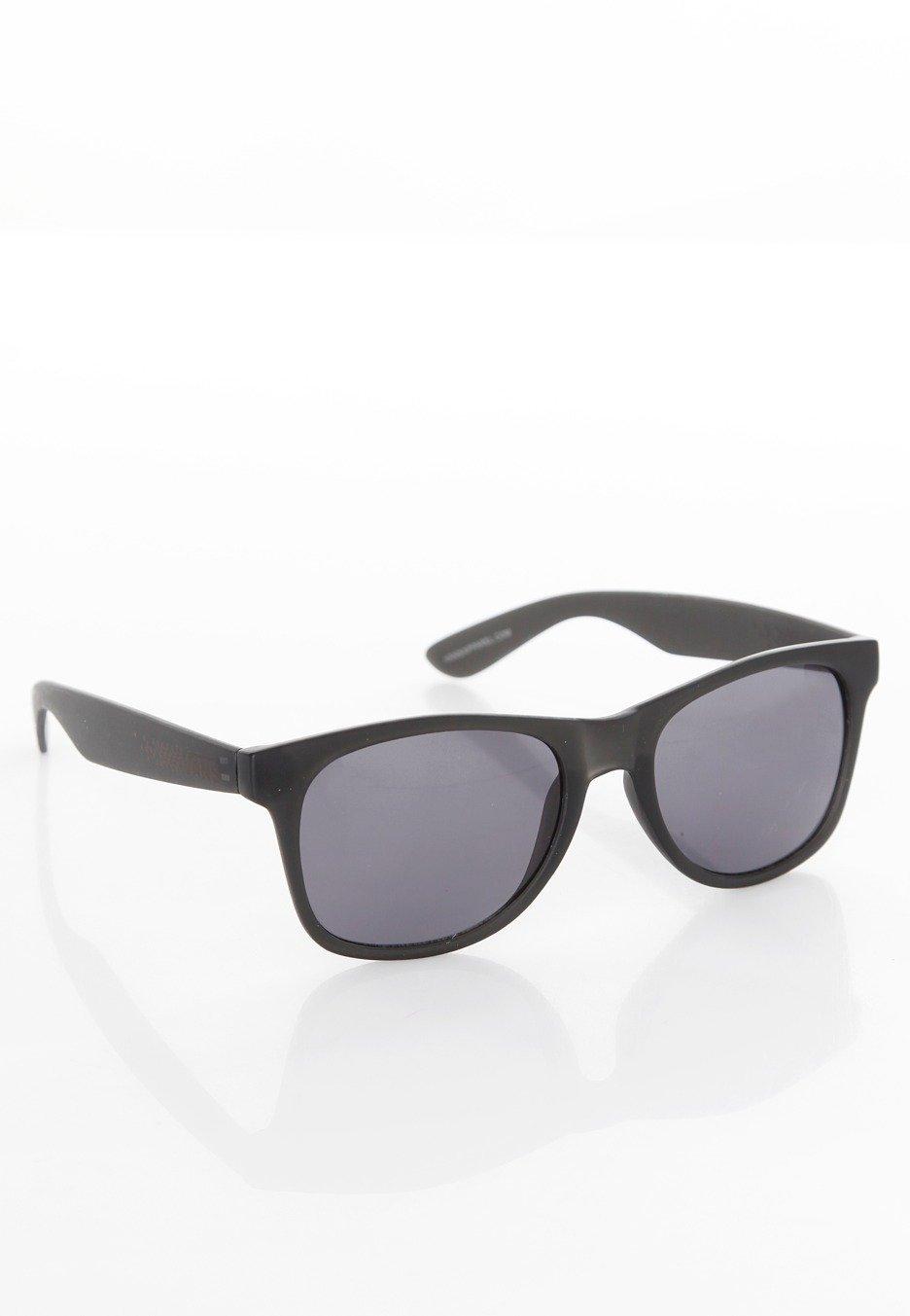 Vans Spicoli 4 Shades Black Frosted Translucent Sonnenbrille