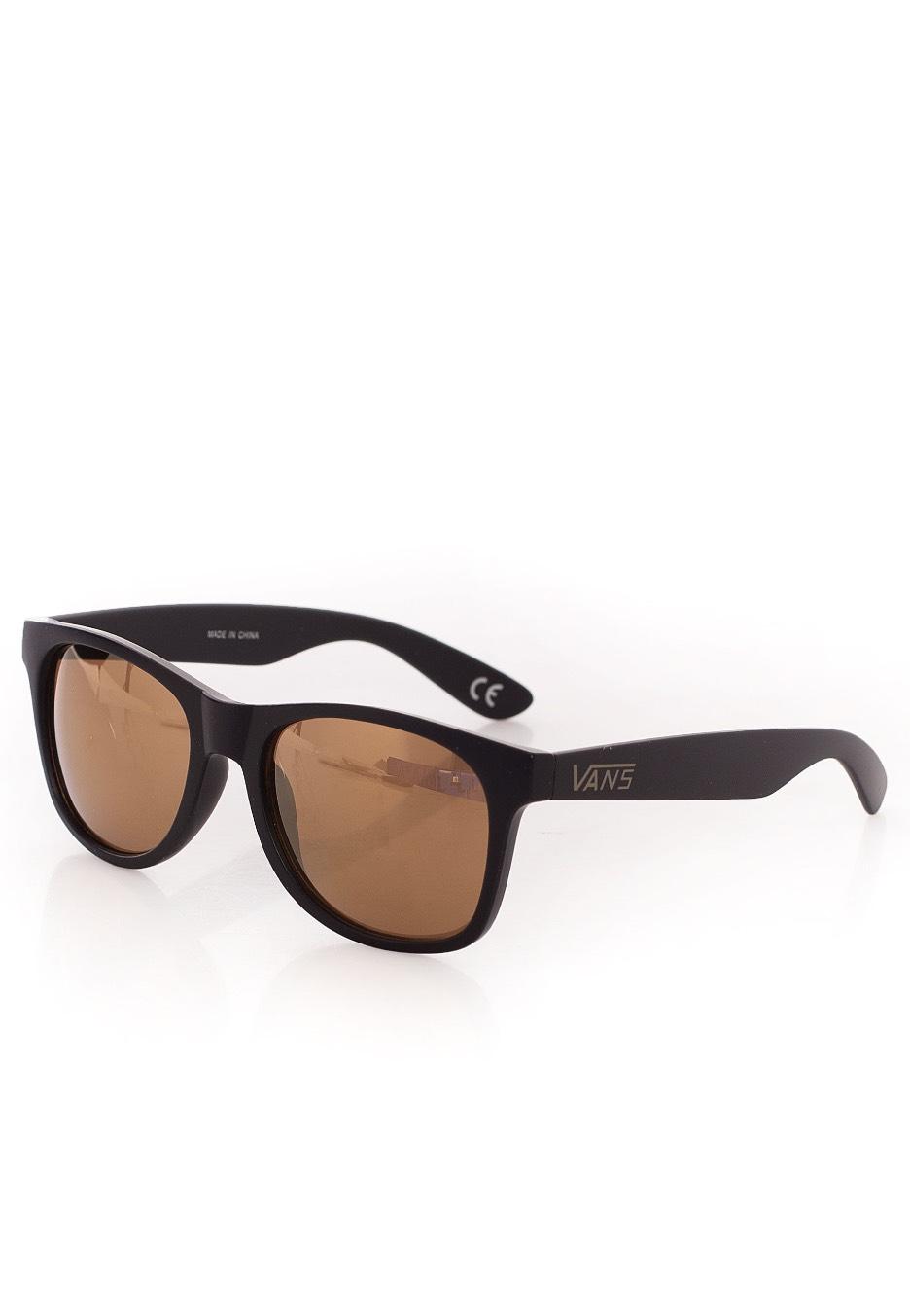 91a47a0304da34 Vans - Spicoli 4 Shades Matte Black Bronze - Sunglasses - Impericon.com  Worldwide