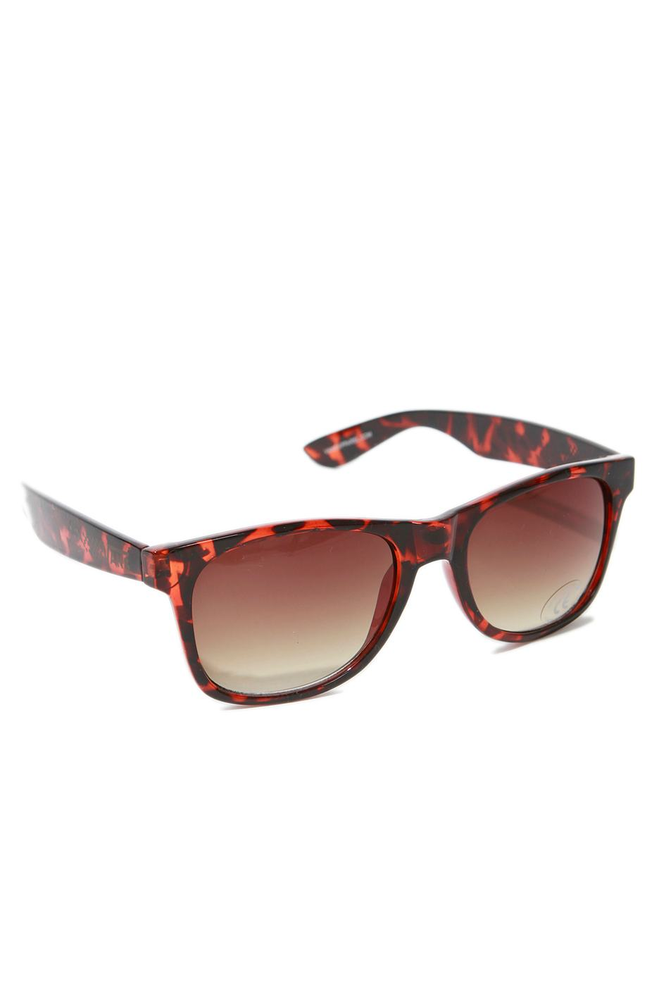 vans sunglasses Brown