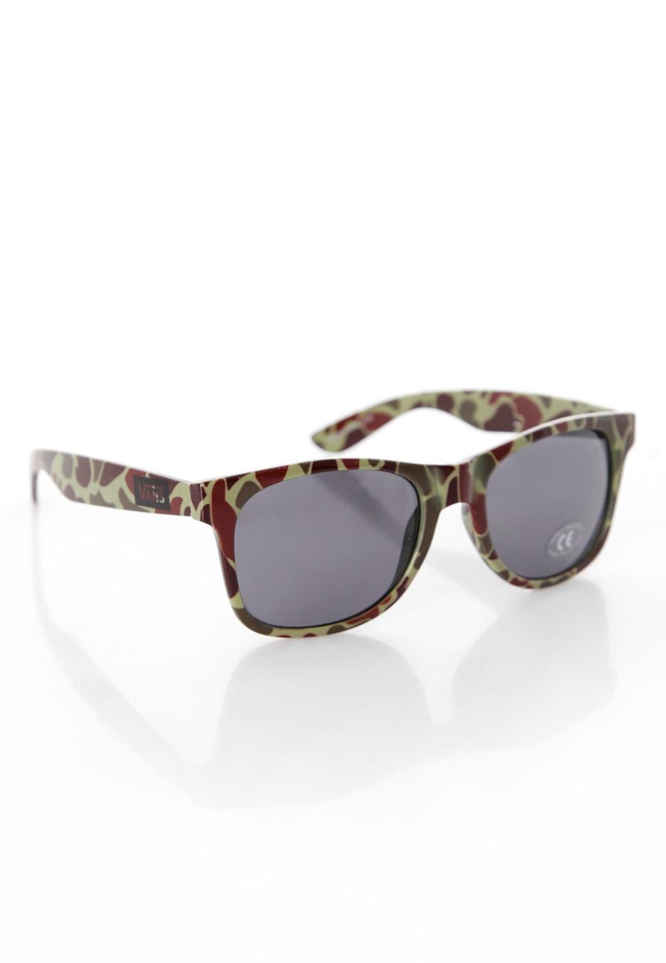 5dd31d78ab Vans - Spicoli 4 Shades Classic Camo - Sunglasses - Impericon.com AU