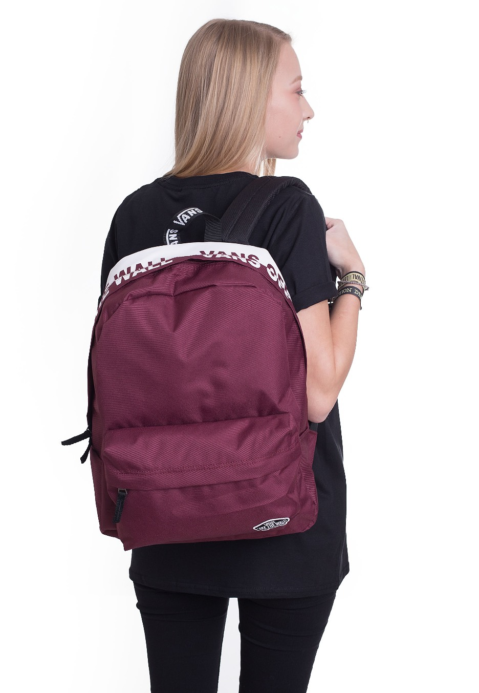 20ed8967a957 Vans Sporty Realm Backpack Pink