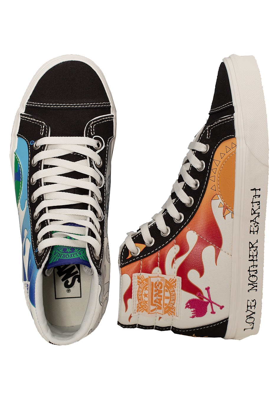 Vans - Style 238 (Mother Earth