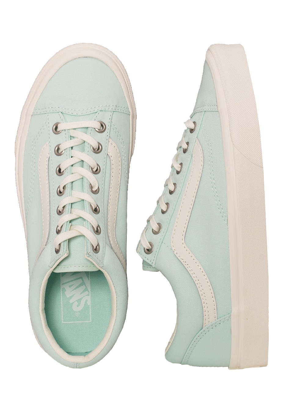 Vans - Style 36 Brushed Twill Soothing
