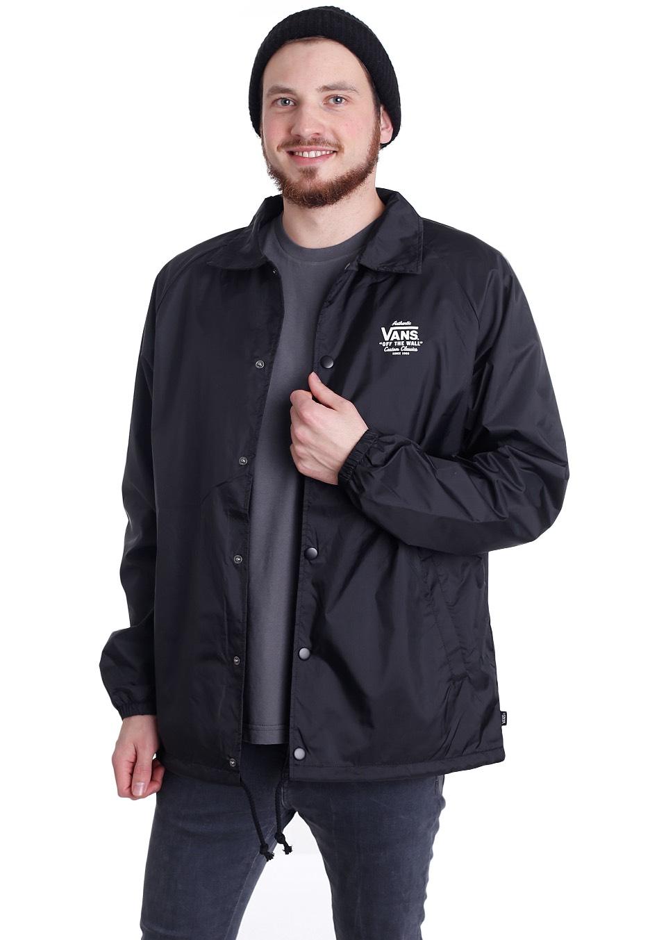 Vans Torrey Black White Jacket Impericon Com Au