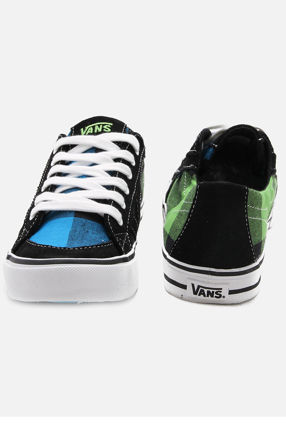 Vans - Tory Black Green - Girl Shoes - Impericon.com Worldwide e5233cd07