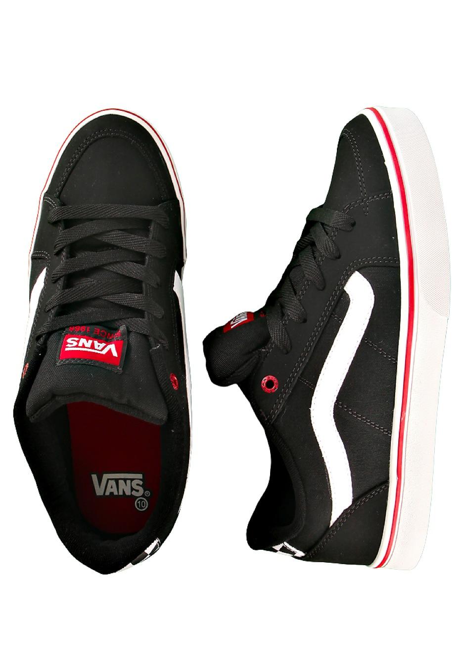 12e767d4f188 Vans - Transistor Black White - Shoes - Impericon.com Worldwide