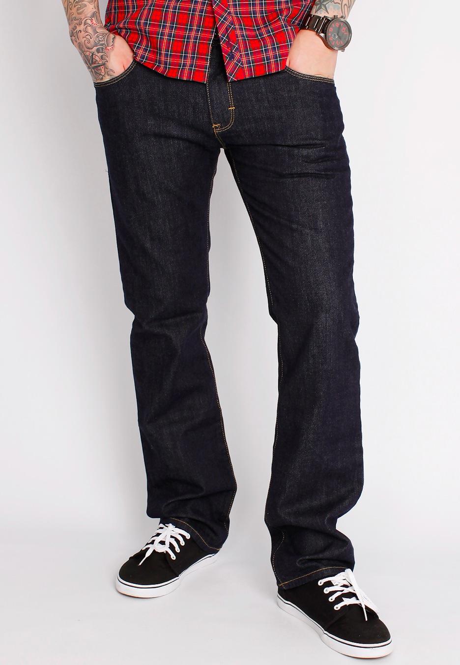 Vans V66 Slim Dark Indigo Jeans Impericon Com De