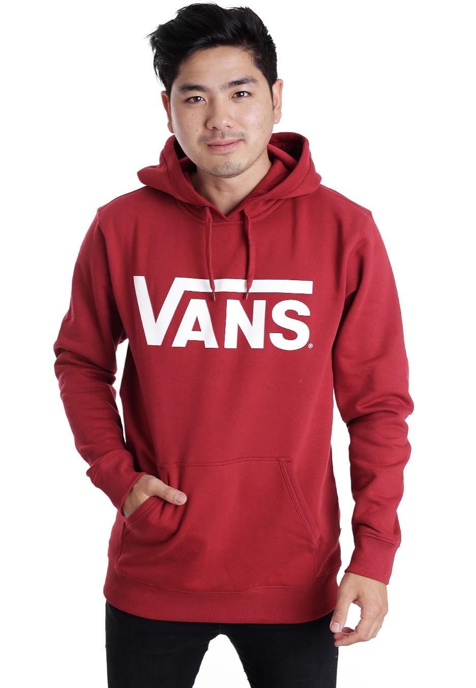 Vans hoodies