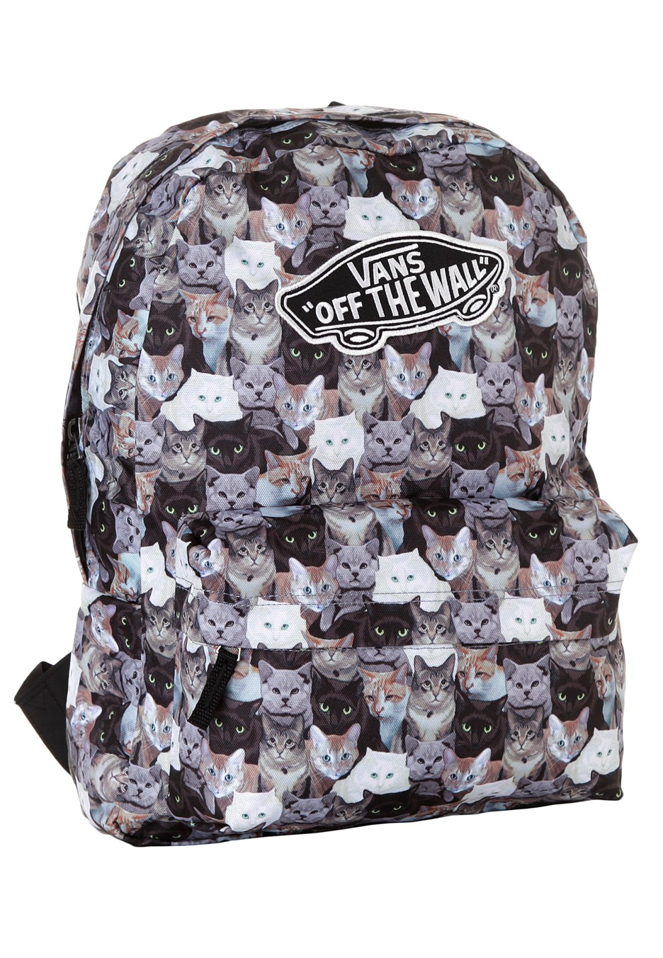 eed590ed69 Vans - Vans X ASPCA Realm Cats - Backpack - Impericon.com Worldwide