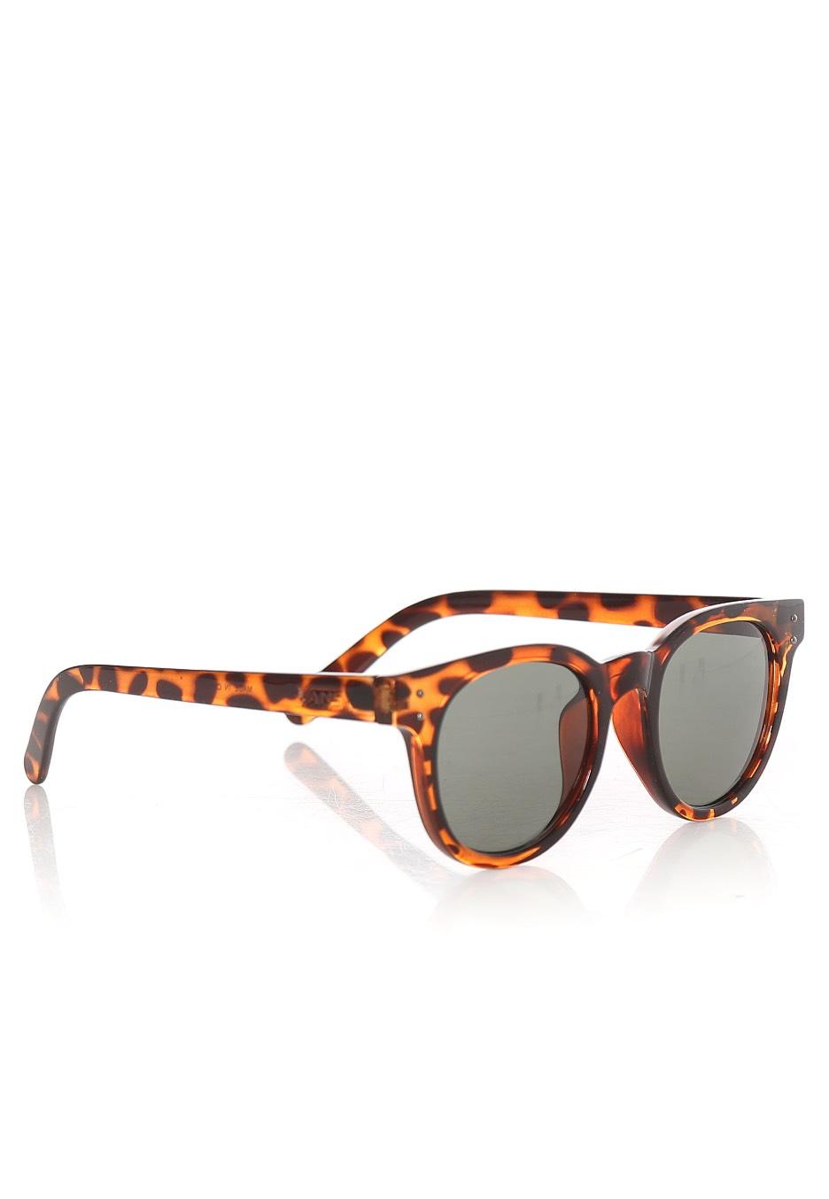 8df43f4edd Vans - Welborn Shades Translucent Honeytortoise/Green - Sunglasses -  Impericon.com UK