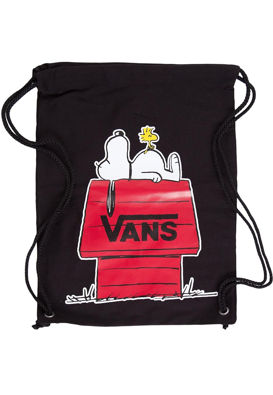 cd51b6b10c Vans X Peanuts - Peanuts Benched Novelty - Backpack - Impericon.com UK