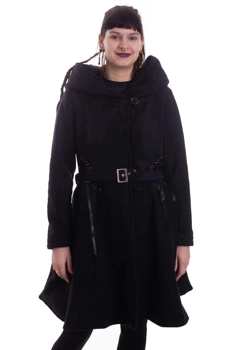 Jacken - Vixxsin New Moon Black Jacken  - Onlineshop IMPERICON
