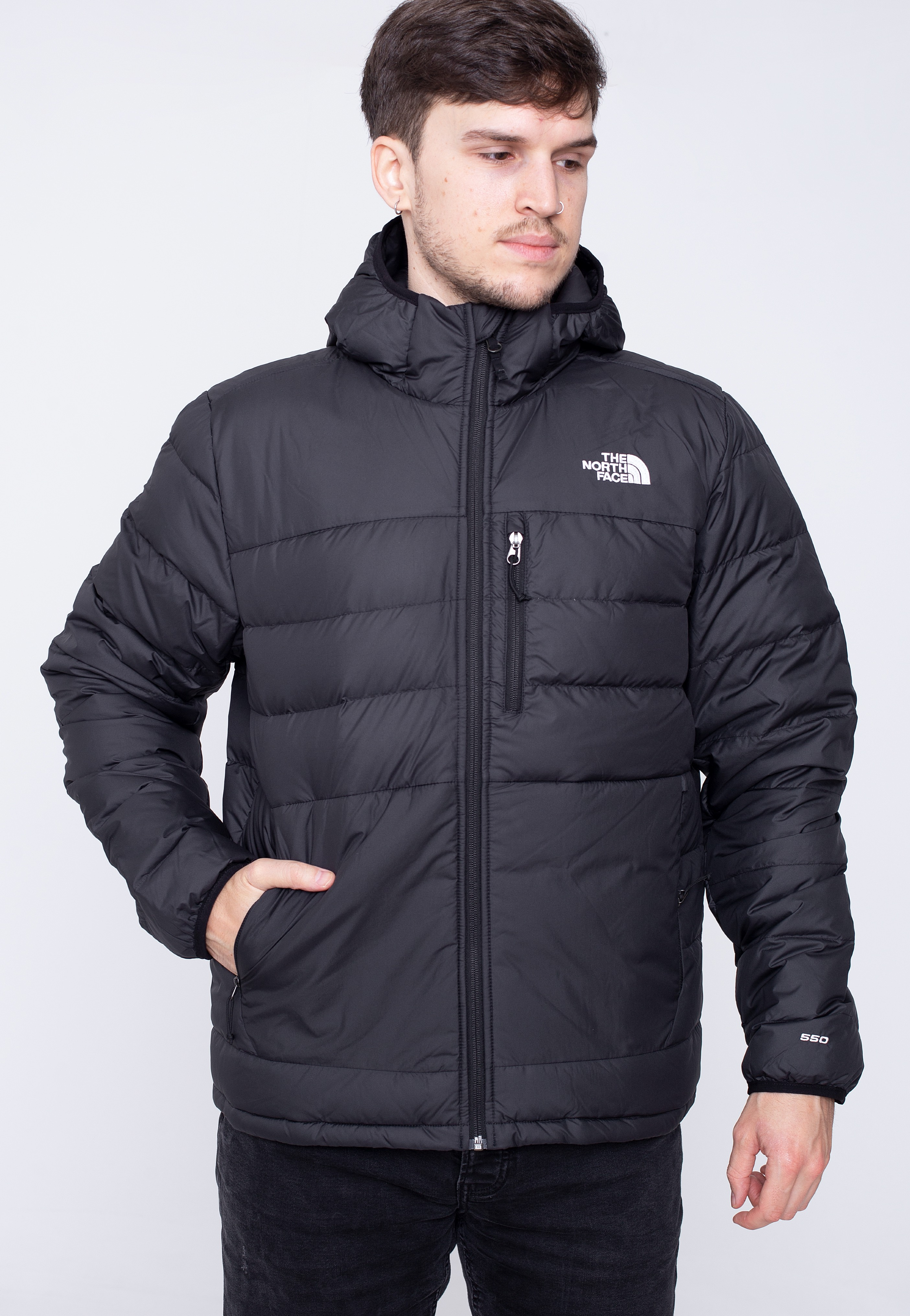 The North Face - Aconcagua 2 Black - Jackets