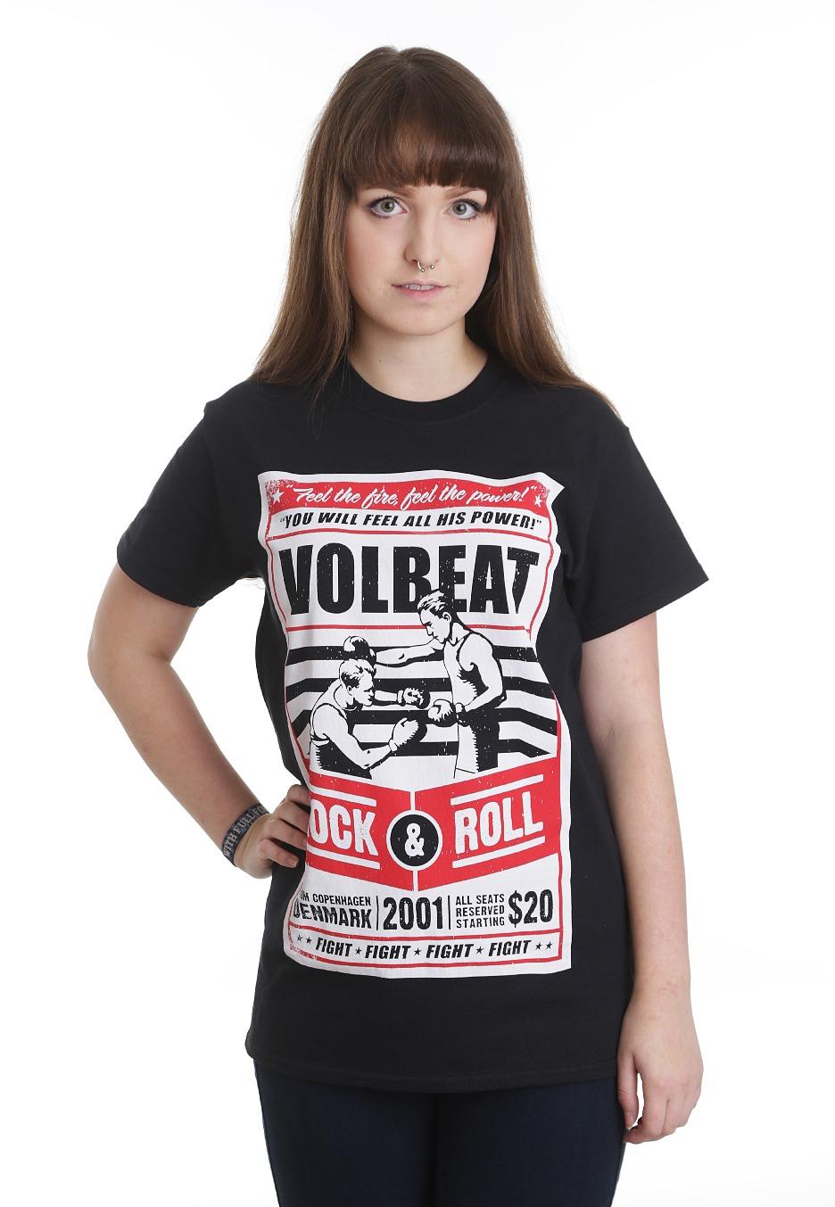 volbeat sverige