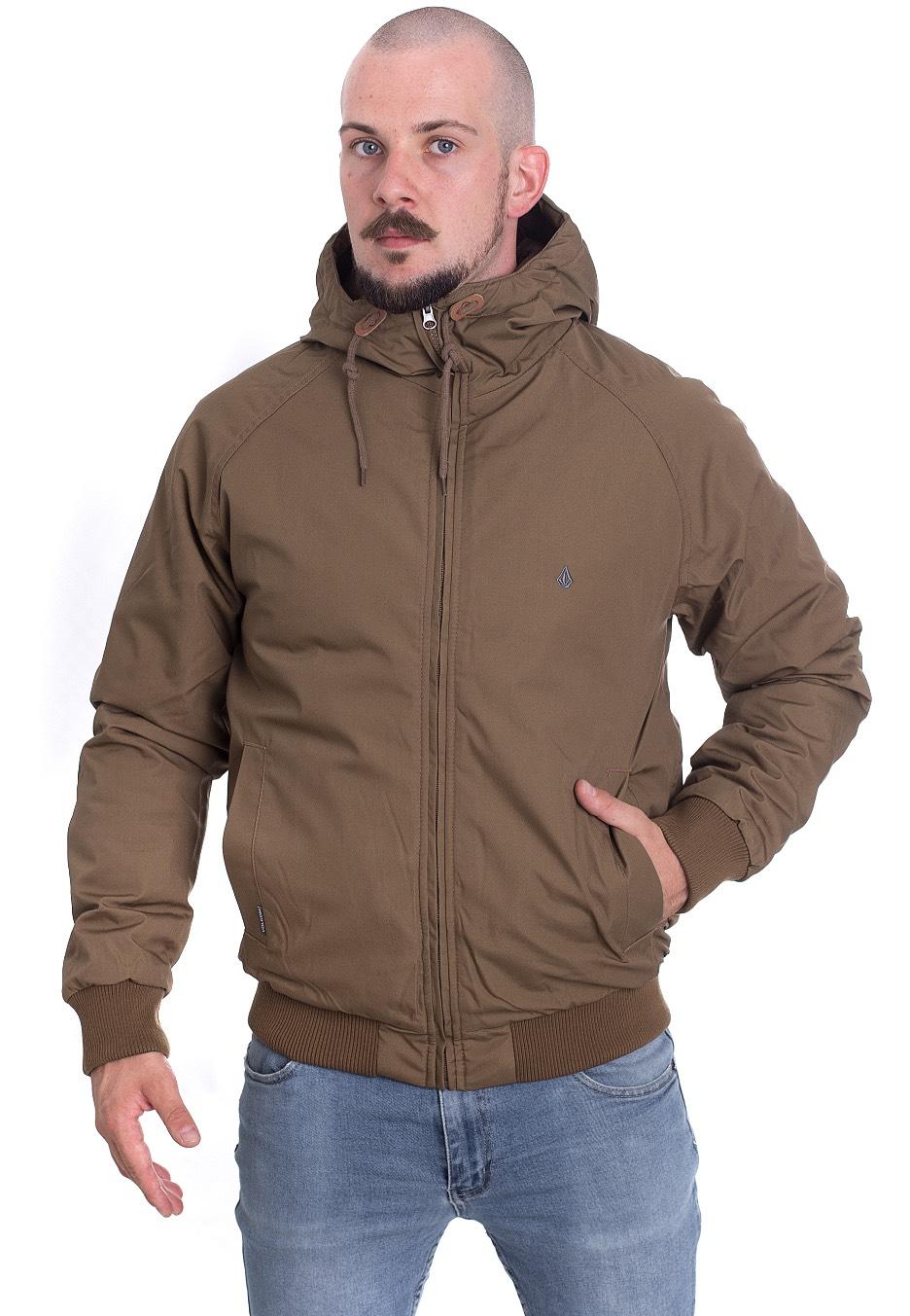 727fb86b7f5a Volcom - Hernan Mud - Jacket - Streetwear Shop - Impericon.com US