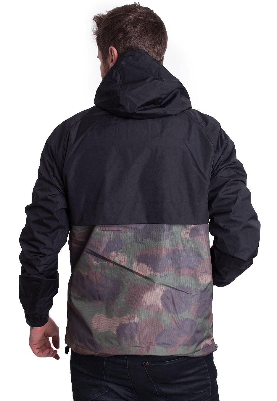 Kane Veste Camouflage Volcom Impericon Boutique streetwear 7ExdqYUYw