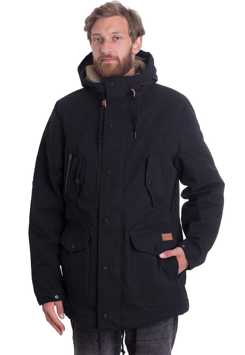 aca09b87c42c Volcom - Starget Parka - Jacket - Streetwear Shop - Impericon.com Worldwide