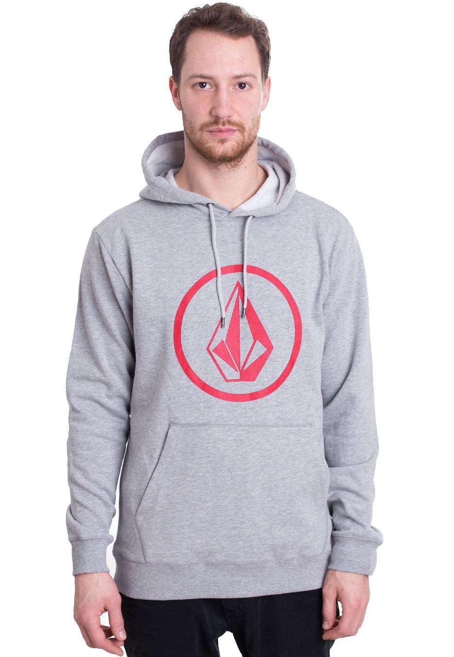 575c1575d61d71 Volcom - Stone Grey - Hoodie - Streetwear Shop - Impericon.com DE
