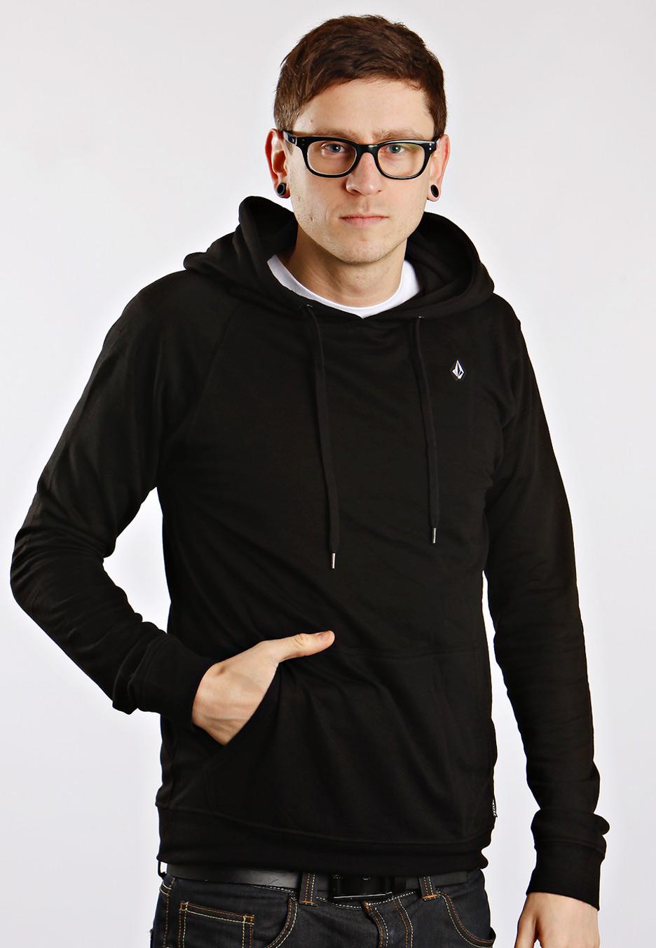 Volcom - Timelight Ultra Slim - Hoodie - Streetwear Shop ...