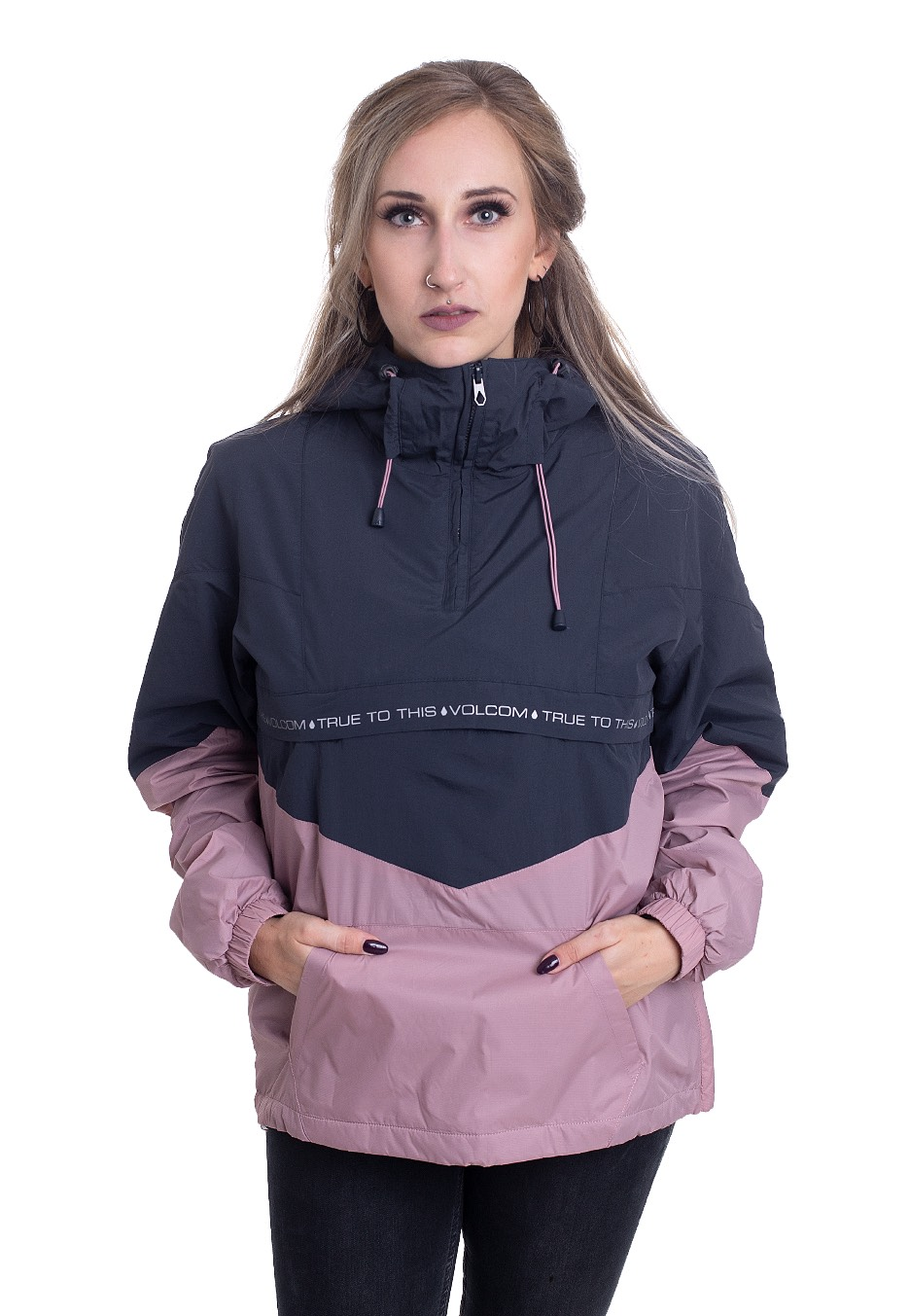 Jacken - Volcom Volbreaker Insulate Faded Mauve Jacken  - Onlineshop IMPERICON