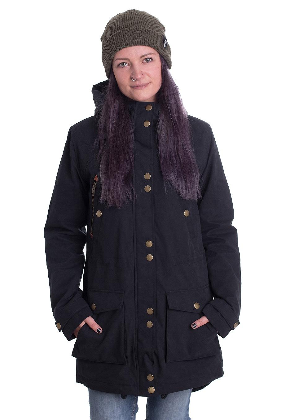 Jacken für Frauen - Volcom Walk On By Parka Jacken  - Onlineshop IMPERICON