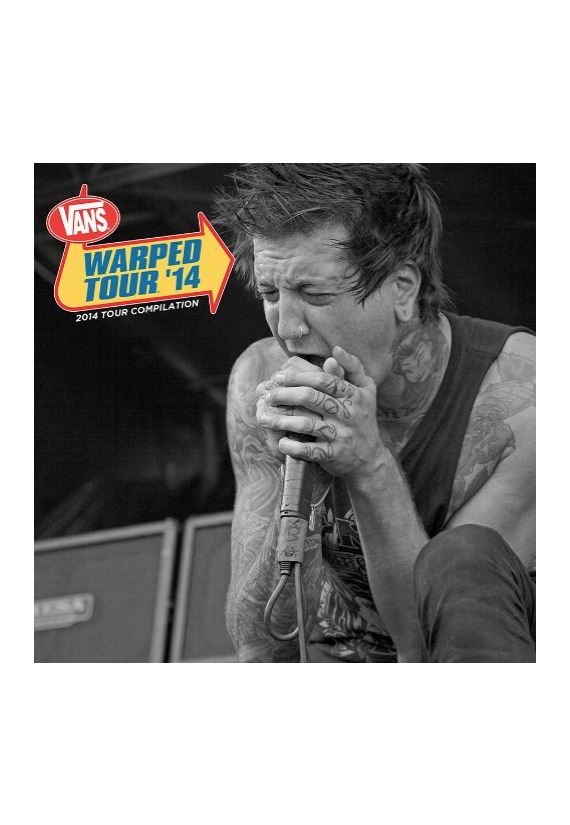 Various Artists - Warped 2014 Tour Compilation ...
