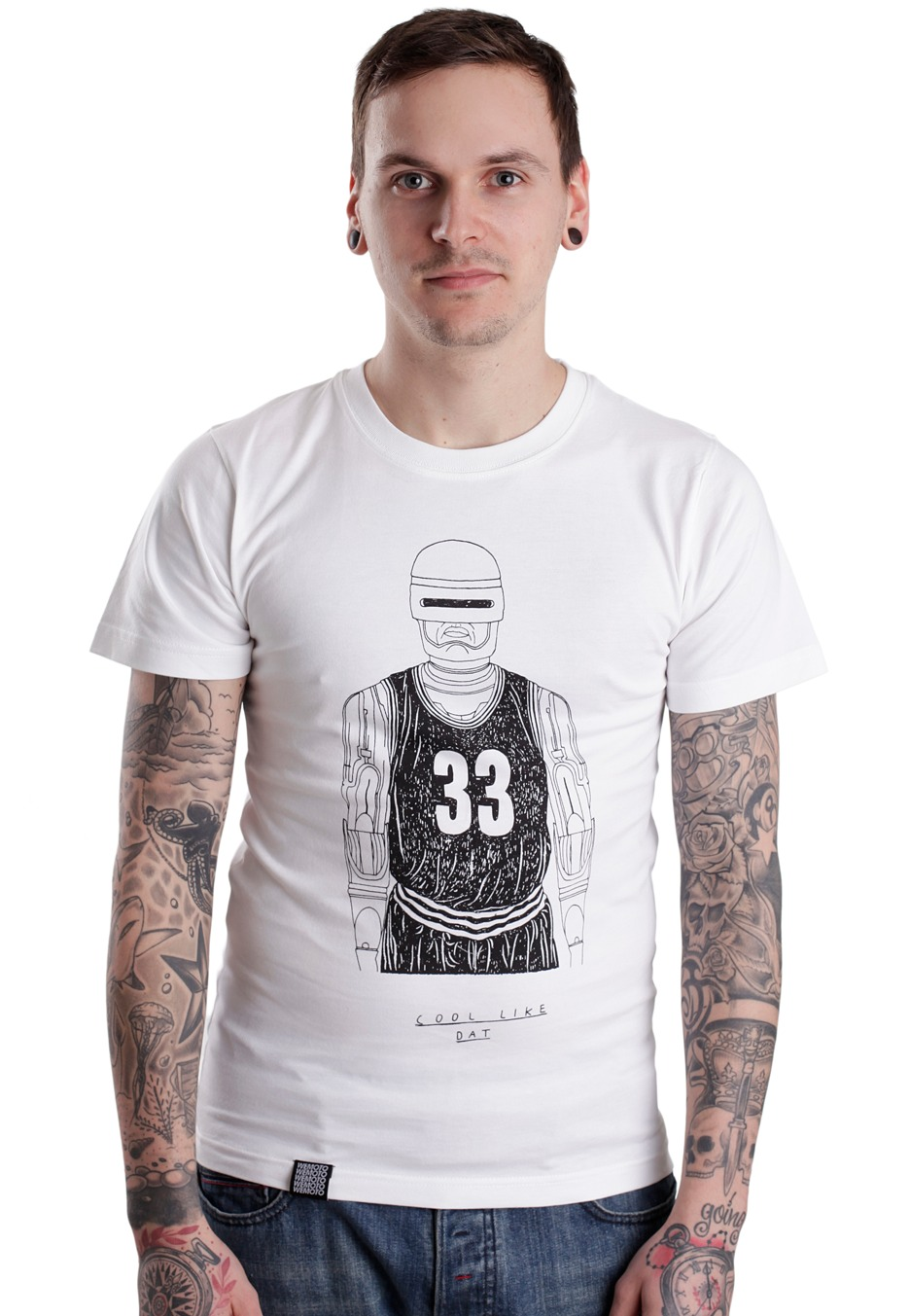 Wemoto - Cool White - T-Shirt - Impericon.com Worldwide